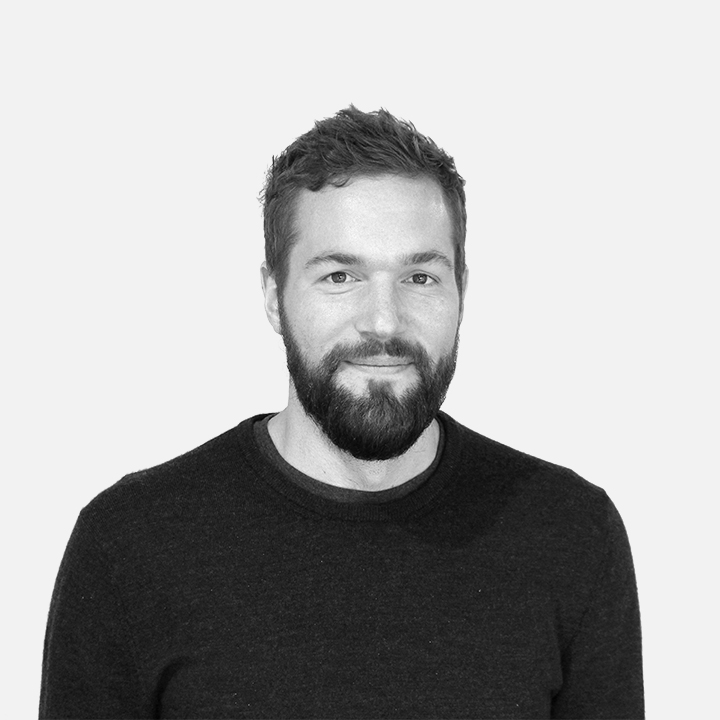 Joel Cogger, Senior Associate Creative