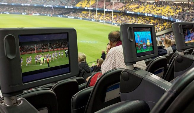 The Medallion Club Smart Seats at Etihad Stadium