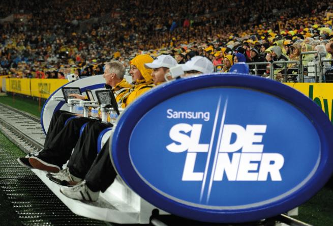 Samsung's SlideLiner