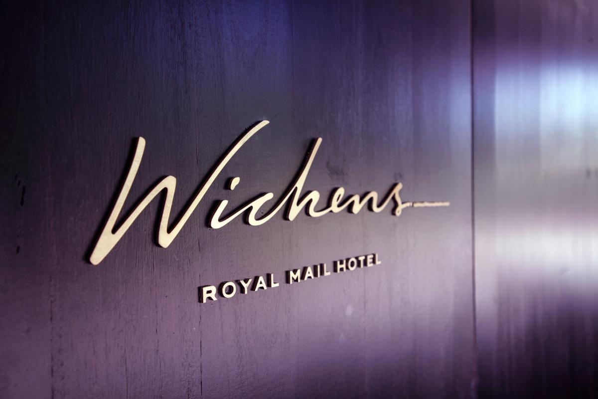 Wickens' new brand identity