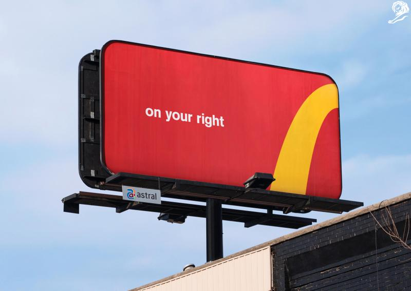 McDonald's - On Your Right
